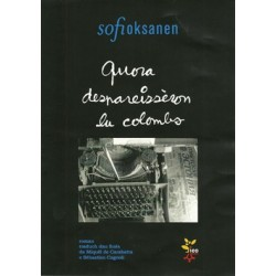 Quora despareissèron lu colombs - Sofi Oksanen