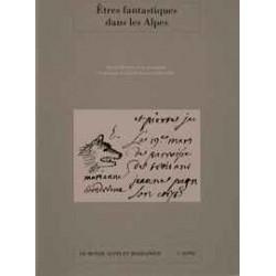 Êtres fantastiques dans les Alpes - Christian Abry et Alice Joisten - CARE - 1-4/1992