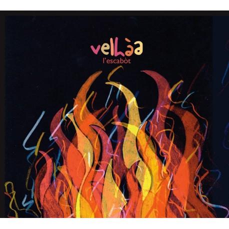 Velhàa - L'Escabòt (CD concert)