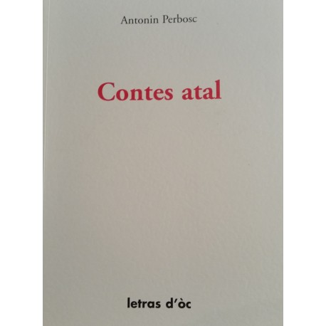 Contes atal - Antonin Perbosc (Book + CD)