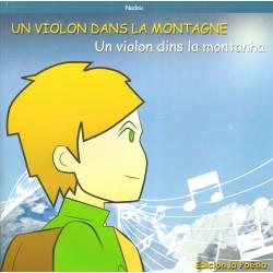 Un violon dins la montanha - Nadou Escaffre