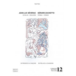 Entrebescs & Cançons - Entrelacs & Chansons - Jean-Luc Séverac - Gérard Zuchetto