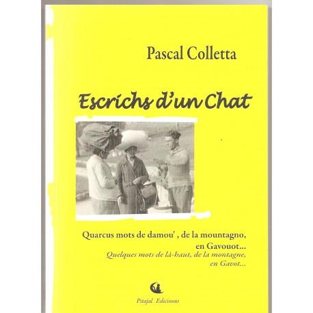 Escrichs d'un chat - Pascal Colleta