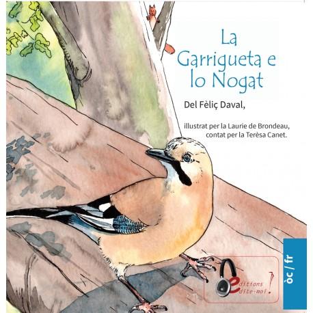 La Garrigueta e lo Nogat - Fèliç Daval (Book + CD)