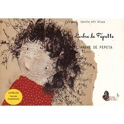 L'arbre de Pepeta - Carole Aït Aïssa (Livre + CD)
