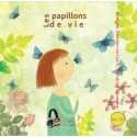 Los parpalhòls de vida - Evelyne Delmon (Libre + CD)