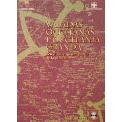 Valadas occitans e Occitània granda - Manual e CD