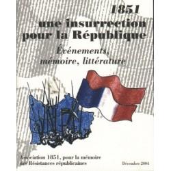 1851, une insurrection pour la République - Tome 3