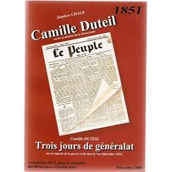 Camille Duteil ou les symboles de la démocratie - Stephen Chalk