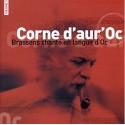 Corne d'aur'Oc - Brassens chanté en langue d'Oc - Volume 3 - Philippe Carcassés (CD)