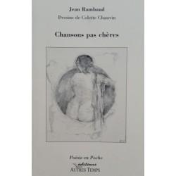 Chansons pas chères - Jean Rambaud