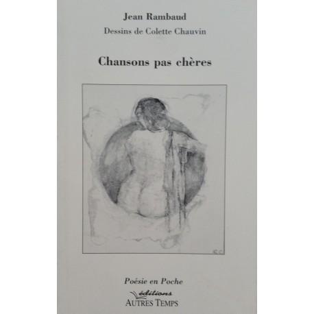 Chansons pas chères - Jean Rambaud - Colette Chauvin