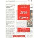 2800 signes - Alan Roch