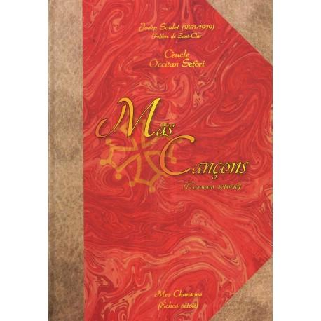 Mas cançons (Ressons setòris) - Josèp Soulet (Livre + CD)
