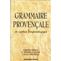 Grammaire Provençale et cartes linguistiques (ancienne édition 1998). - G. Martin et B. Moulin