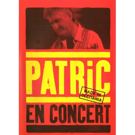 Patric en concert (DVD) - Spectacle du chanteur occitan