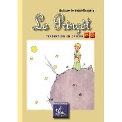 Lo Prinçòt - Antoire de Saint-Exupéry - Cover