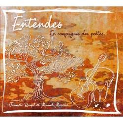 Entèndes - En compagnie des poètes ... Jaumeto Ramel et Muriel Mercier (CD)