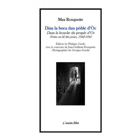 Dins la boca dau pòble d'Òc - Max Rouquette