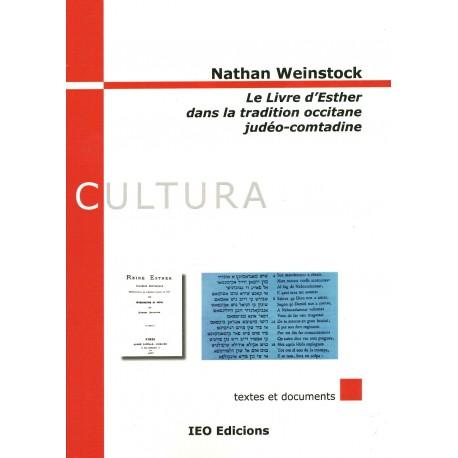 Le Livre d'Esther dans la tradition occitane judéo-comtadine - Nathan Weinstock