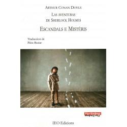 Escandals e Mistèris - Les aventures de Sherlock Holmes - Arthur CONAN DOYLE - Pèire Beziat
