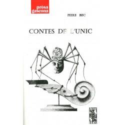 Contes de l'unic - Peire Bec - ATS 24