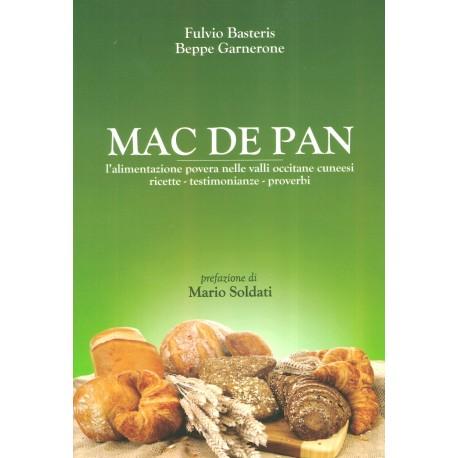 Mac de pan (di solo pane) - Fulvio Basteris, Beppe Garnerone