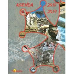 School diary in occitan