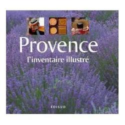 Provence l'inventaire illustré