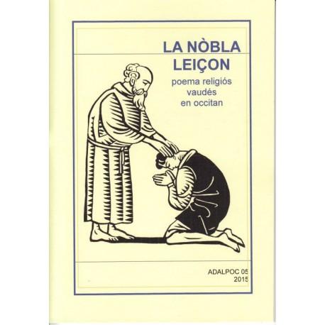 La nòbla leiçon - Poema religiós vaudés en occitan