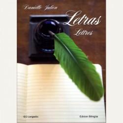 Letras - Lettres - Danielle Julien - Cobertura