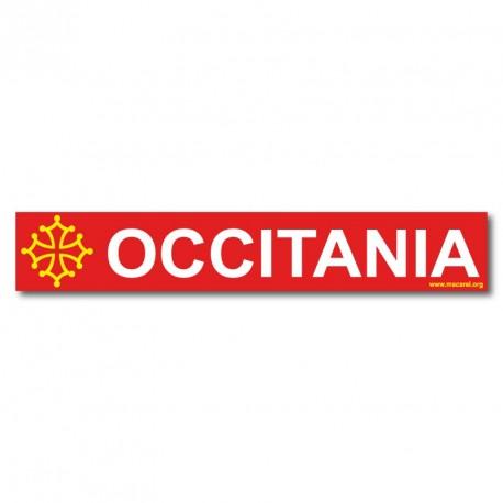 Sticker « Occitania » (Occitanie - Occitània)