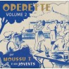 Opérette Volume 2 - Moussu T e lei jovents (CD)