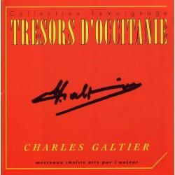 Charles Galtier - Trésors d'Occitanie (CD)