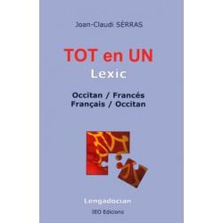 Tot en Un Lexic - Joan-Claudi Sèrras (3ème édition)