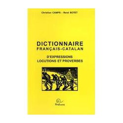 Dictionnaire français-catalan - Christian CAMPS - René BOTET