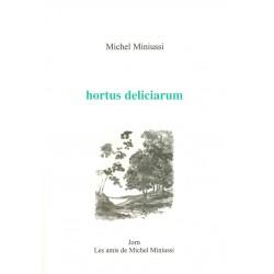 Hortus deliciarum - Michel Miniussi - Couverture