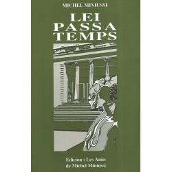 Lei passatemps - Michel Miniussi (édition occitane) - Couverture