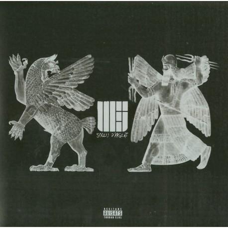 Soleu d'argent - Uèi (album CD)