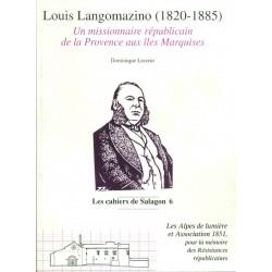 Louis Langomazino (1820-1885) Un missionnaire républicain de la Provence aux îles Marquises
