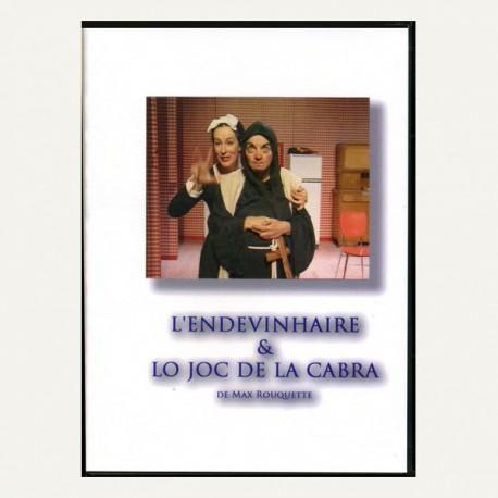 L'Endevinhaire & Lo Jòc de la Cabra - Max Rouquette