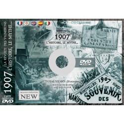 1907 La révolte des vignerons - L'histoire, le mythe - Carte DVD