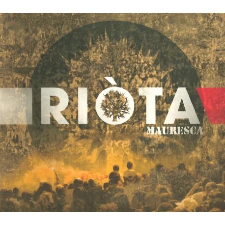 Riòta - Mauresca Fracàs Dub (CD)