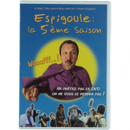Espigoule : la 5ème saison - Christian Philibert (DVD)