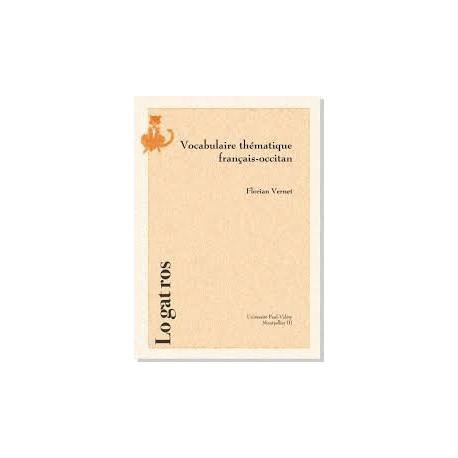 Vocabulaire thématique français-occitan - Florian Vernet