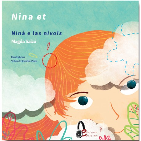 Ninà e las nívols - Magda Salzo (Libre + CD)