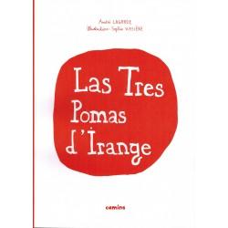 Las tres pomas d'irange - André Lagarde - Cover