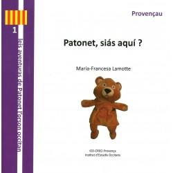 Patonet, siás aquí ? (Provençau) - Maria-Francesa Lamotte