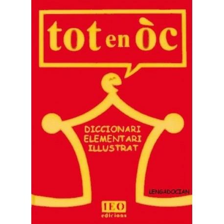 Tot en Òc, diccionari elementari ilustrat occitan - IEO