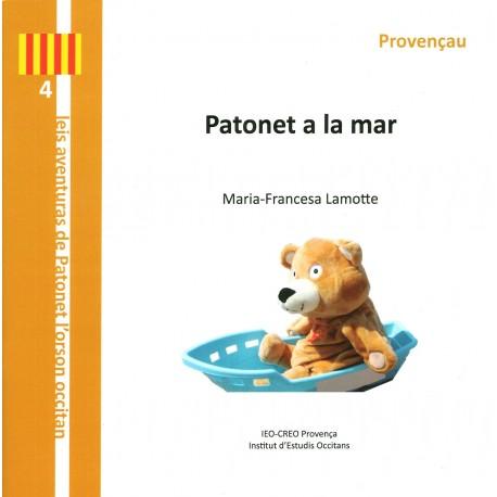 Patonet a la mar (Provençau) - Marie-Françoise Lamotte